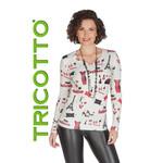 Tricotto Fancy Fashion Sweater