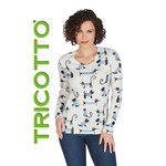 Tricotto Fancy Dog Sweater