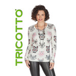 Tricotto Fancy Cat Sweater 2