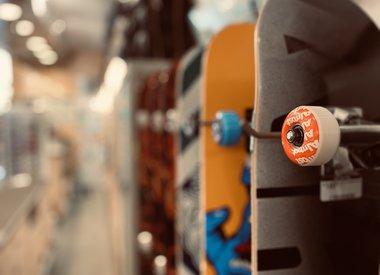 Complete Skateboards (adult)