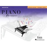 Faber Piano Adventures Primer Level - Lesson Book - 2nd Edition