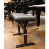"""Hidrau Model Hidrau Model 30"""" Hydraulic  Artist Piano Bench Vinyl"""