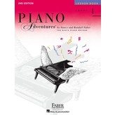 Faber Piano Adventures Level 1 - Lesson Book - 2nd Edition