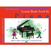 Alfred Music Alfred's Basic Piano Course: Lesson Book 1A