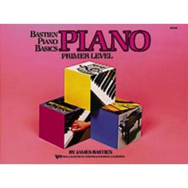 Bastien Piano Basics BASTIEN PIANO BASICS, PRIMER, PIANO