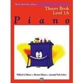 Alfred Music Alfred's Basic Piano Course: Theory Book 1A