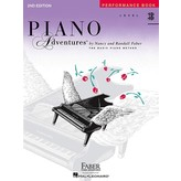 Faber Piano Adventures Level 3B - Performance Book - 2nd Edition