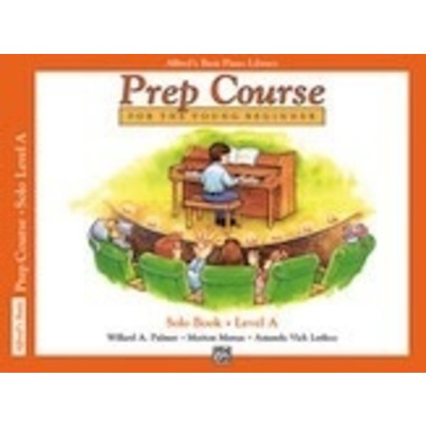 Alfred Music Alfred's Basic Piano Prep Course: Solo Book A