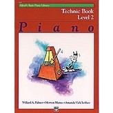 Alfred Music Alfred's Basic Piano Course: Technic Book 2