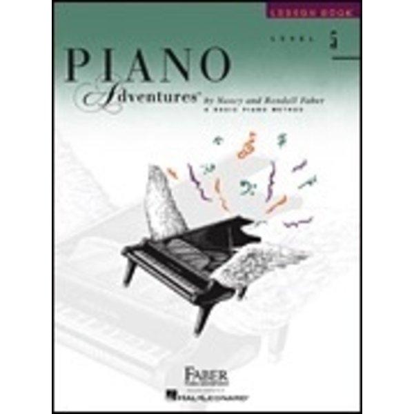 Faber Piano Adventures Level 5 - Lesson Book