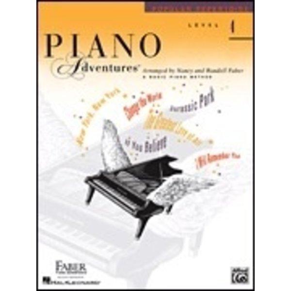 Faber Piano Adventures Level 4 - Popular Repertoire Book