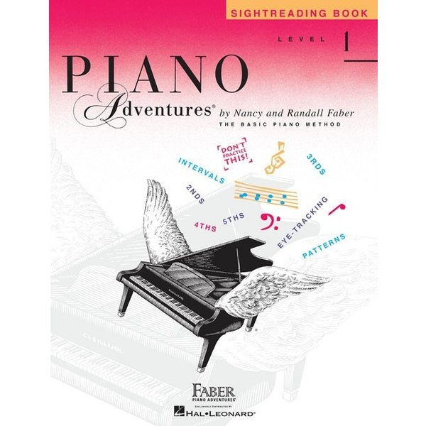 Faber Piano Adventures Level 1 - Sightreading Book