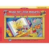 Alfred Music Music for Little Mozarts: Music Workbook 1