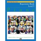 Alfred Music Alfred's Basic Piano Course: Repertoire Book 5