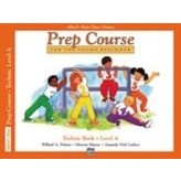 Alfred Music Alfred's Basic Piano Prep Course: Technic Book A
