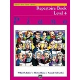 Alfred Music Alfred's Basic Piano Course: Repertoire Book 4