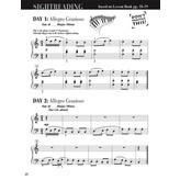 Faber Piano Adventures Level 4 – Sightreading Book