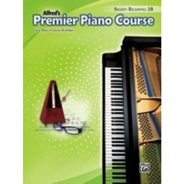 Alfred Music Premier Piano Course: Sight-Reading Book 2B