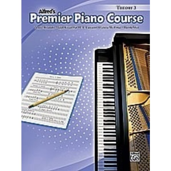 Alfred Music Premier Piano Course: Theory Book 3