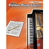 Alfred Music Premier Piano Course: Theory Book 4