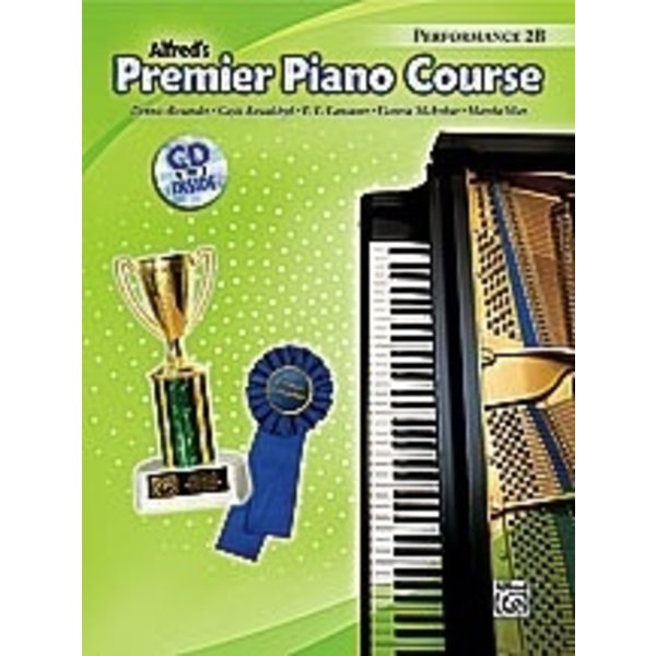 Alfred Music Premier Piano Course: Performance Book 2B