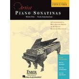 Faber Piano Adventures Piano Sonatinas - Book One