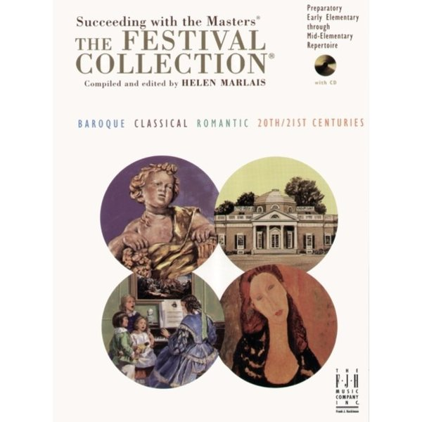FJH Festival Collection, Preparatory, The