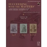 FJH Succeeding with the Masters, Classical Era, Volume One