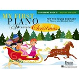 Faber Piano Adventures My First Piano Adventure Christmas - Book B