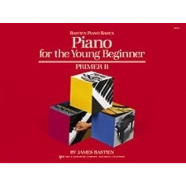 PIANO FOR THE YOUNG BEGINNER, PRIMER B