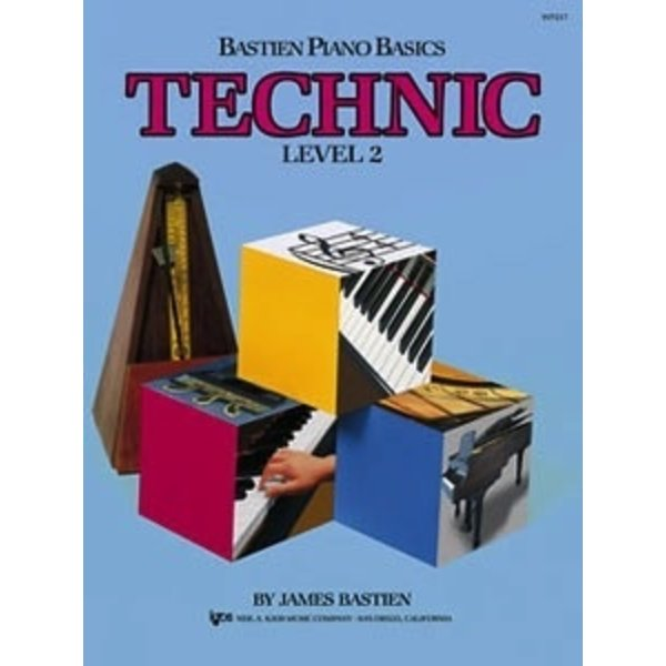 BASTIEN PIANO BASICS, LEVEL 2, TECHNIC