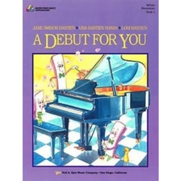 DEBUT FOR YOU, A, BOOK 1