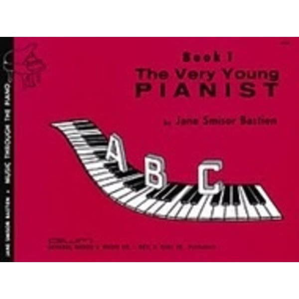 VERY YOUNG PIANIST, THE, BOOK 1