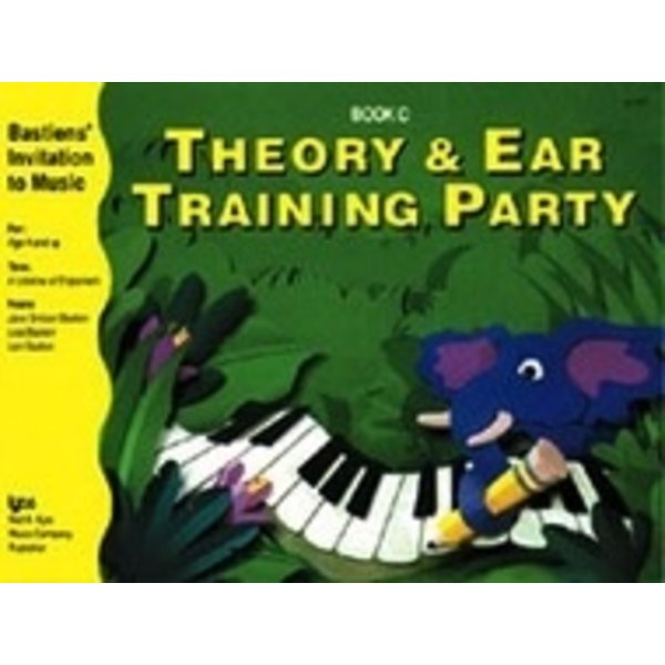 THEORY & EAR TRAINING PARTY BOOK C