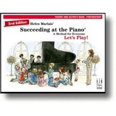 FJH 2nd Edition Succeeding at the Piano, Theory and Activity Book - Preparatory