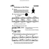 FJH Succeeding at the Piano, Lesson and Technique Book - Grade 4 (with CD)