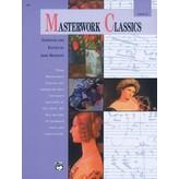 Alfred Music Masterwork Classics, Level 3