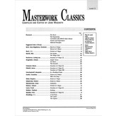 Alfred Music Masterwork Classics, Level 5