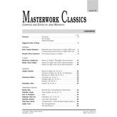 Alfred Music Masterwork Classics, Level 10