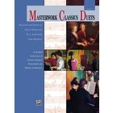 Alfred Music Masterwork Classics Duets, Level 1