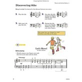 FJH Succeeding at the Piano, Lesson and Technique Book, Grade 2B, with CD