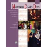 Alfred Music Masterwork Classics Duets, Level 5