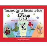 Willis Music Company Teaching Little Fingers to Play Disney Tunes