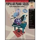 Willis Music Company Popular Piano Solos - Grade 5 - Book/CD Pack