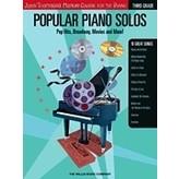 Willis Music Company Popular Piano Solos - Grade 3