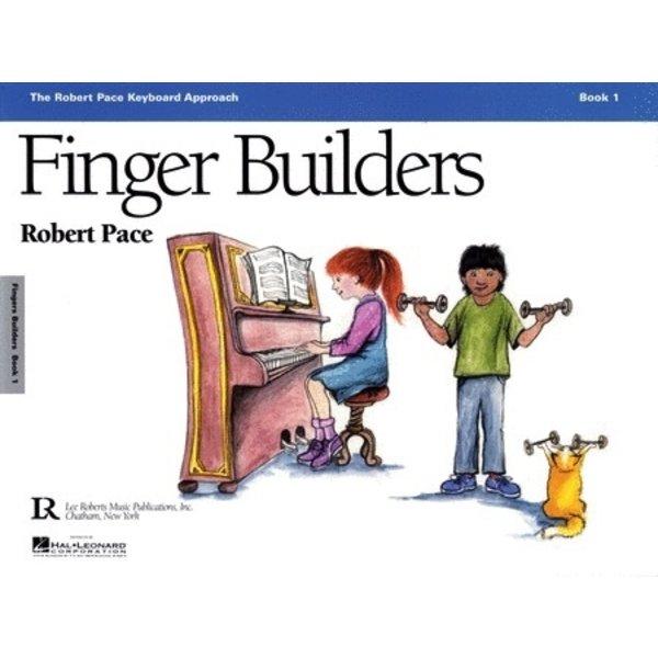 Lee Roberts Music Publications, Inc. Finger Builders, Book 1