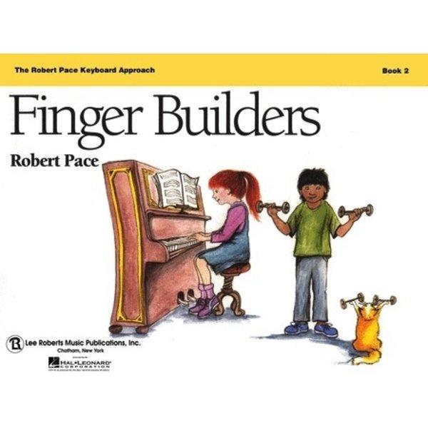 Lee Roberts Music Publications, Inc. Finger Builders, Book 2