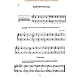Lee Roberts Music Publications, Inc. Music for Piano, Book 3