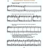 Lee Roberts Music Publications, Inc. Theory Papers, Book 4