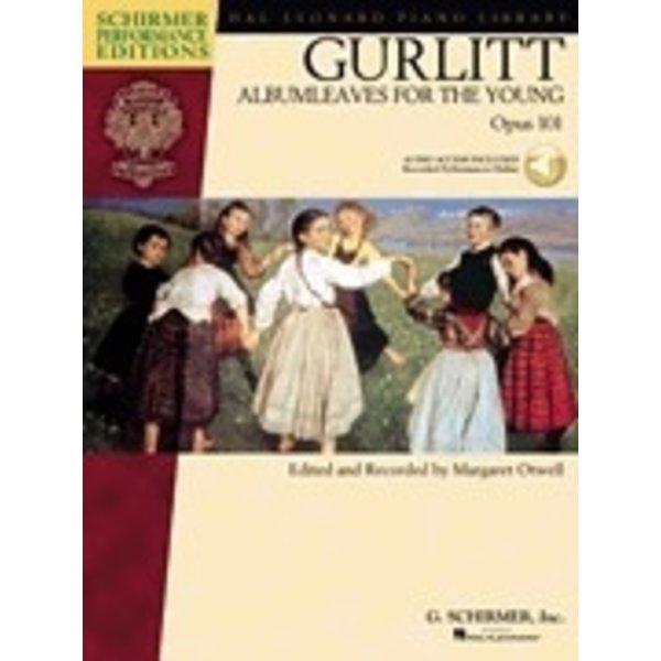 Schirmer Gurlitt - Albumleaves for the Young, Opus 101